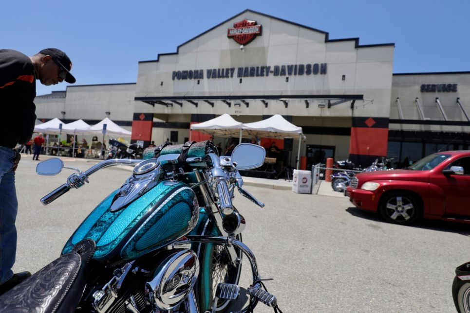PVHD's 18th Annual Bike and Hot-Rod Show
