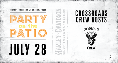 Party on the Patio Hosted by CROSSROADS CREW!