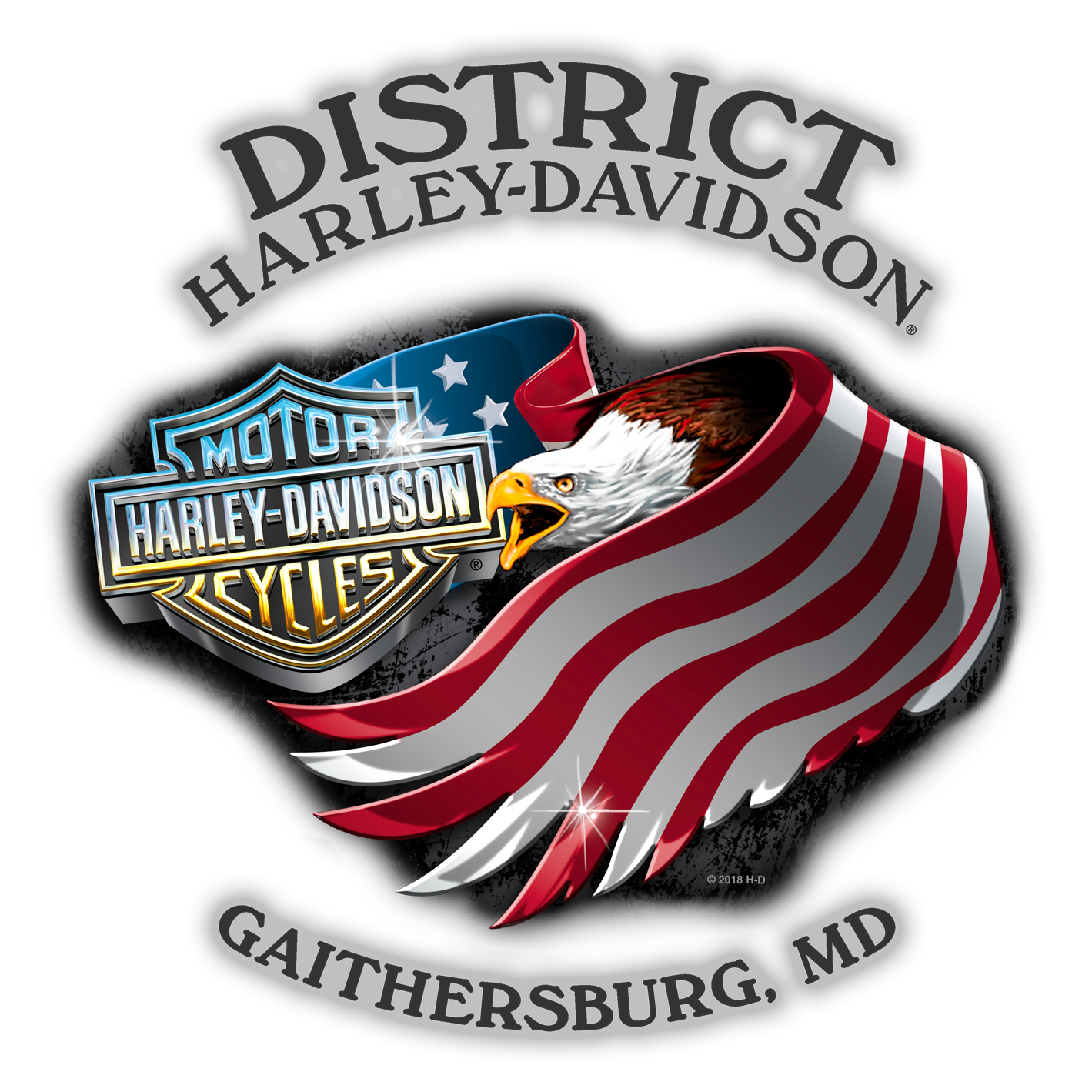 District Harley-Davidson<sup>&reg;</sup>