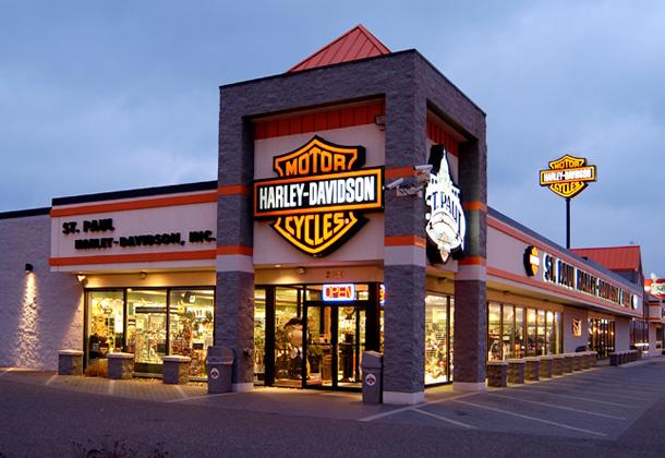 St. Paul Harley-Davidson