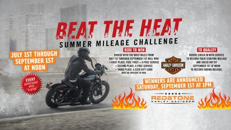 Beat the HEAT Summer Mileage Challenge