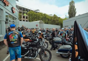 115th Harley-Davidson Anniversary/Kyiv