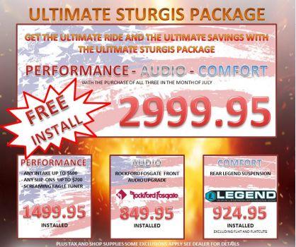 Pre Sturgis Prep - Ultimate Sturgis Package