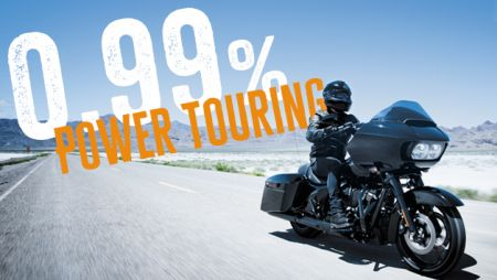 0.99% POWER TOURING