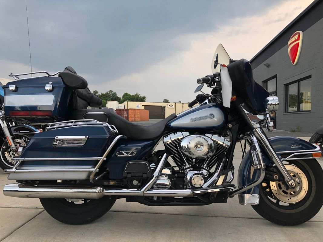 1999 Harley-Davidson FLHTC Electra Glide Classic