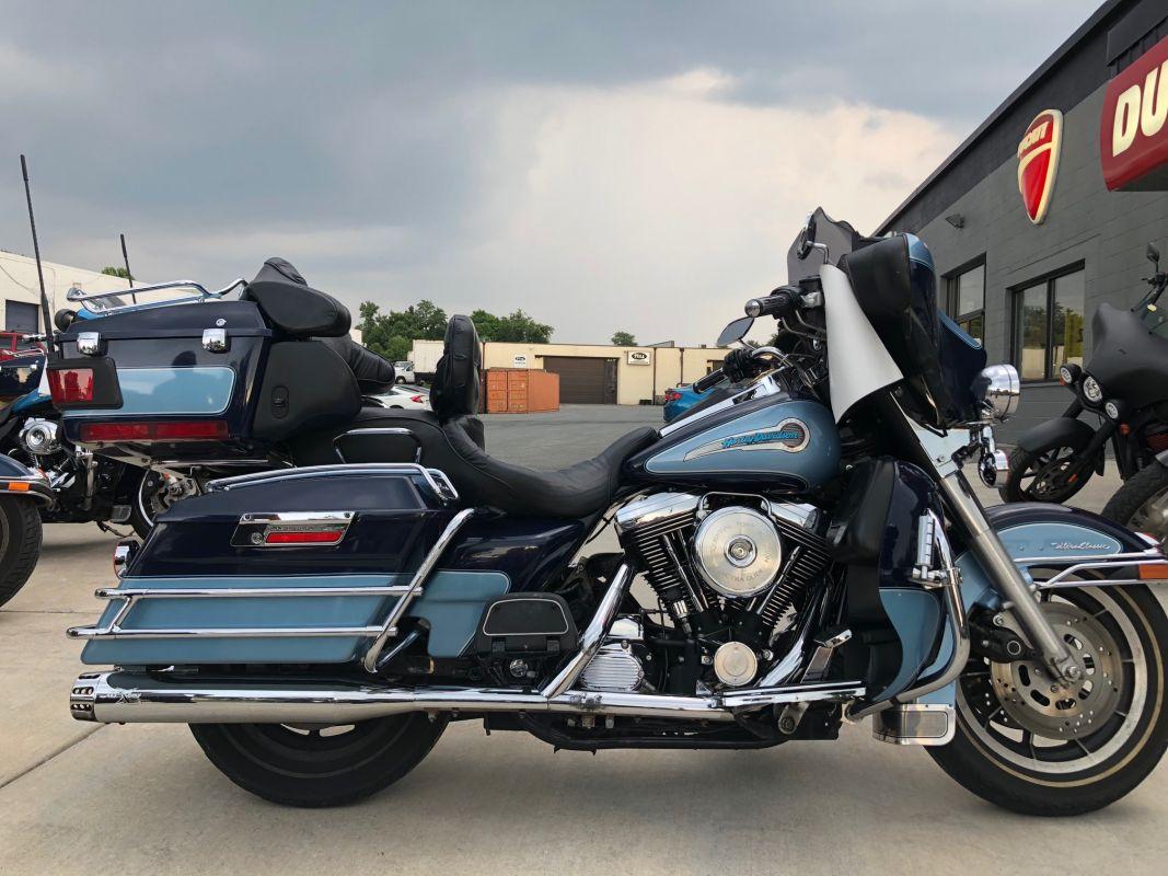 1998 Harley-Davidson FLHTC-UI Shrine Anvsry ULTRA CLASSIC