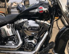 2017 Heritage Softail Classic WAS $18999