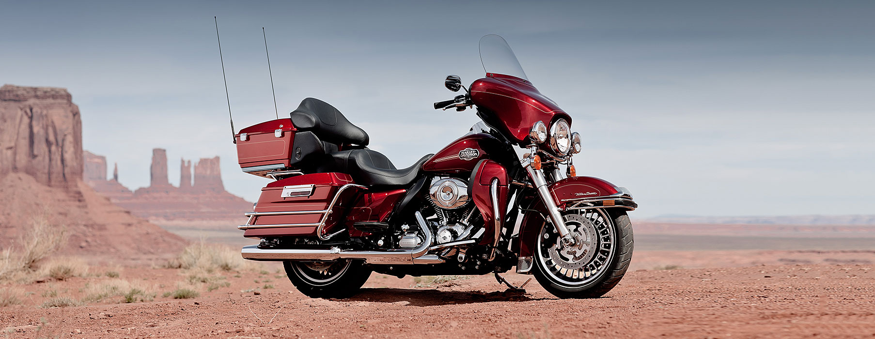 Ultra Classic<sup>™</sup> Electra Glide®