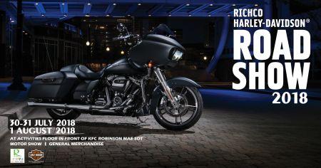 Richco Harley-Davidson Roadshow Measot