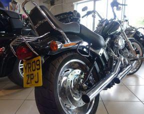 Harley-Davidson FXSTC Softail Custom