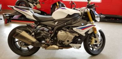 2018 BMW S 1000 R was $17999