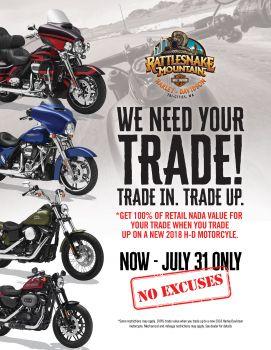 Trade UP!!