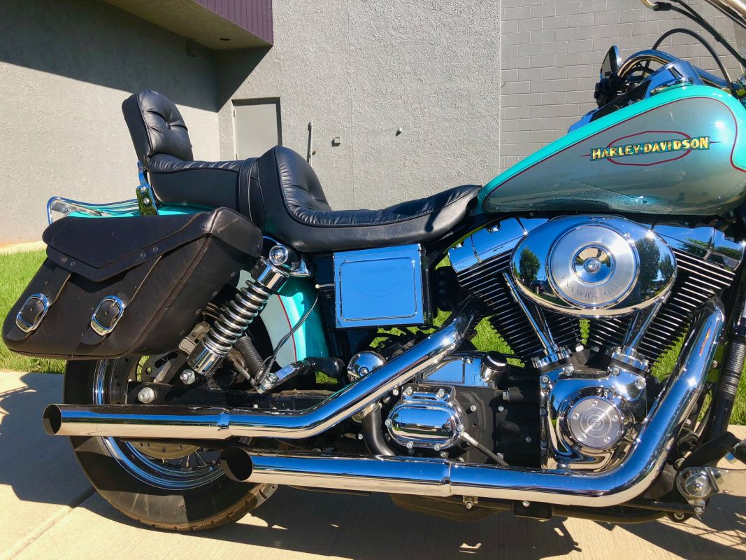 2000 Harley-Davidson FXDWG Dyna Wide Glide | District Harley