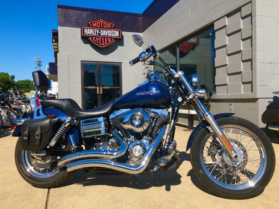 2012 Harley-Davidson FXDC Dyna Super Glide Custom