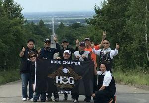 2018.6.18-24 HOGロングツーリングin北海道 6/18-20