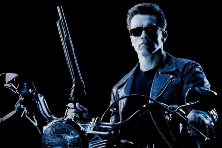 The Terminator's bike sold for a record price!