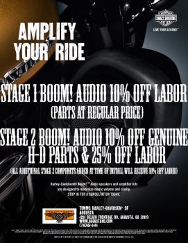 Amplify Your Ride
