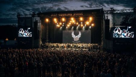 Harley-Davidson riders converged on Prague, the heart of central Europe this past week.