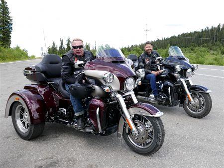 Путешествие Гарика Сукачёва с Harley-Davidson Новосибирск