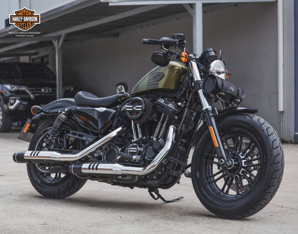 2016 SPORTSTER FORTY-EIGHT®
