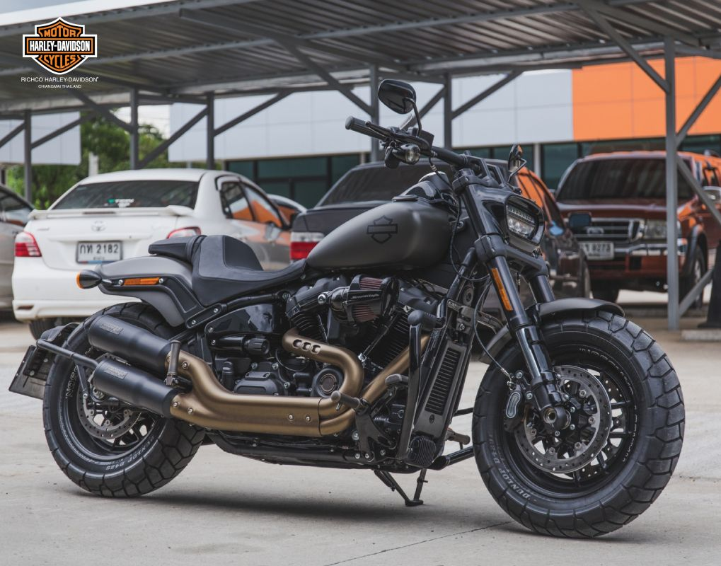 SOFTAIL® FAT BOB 114