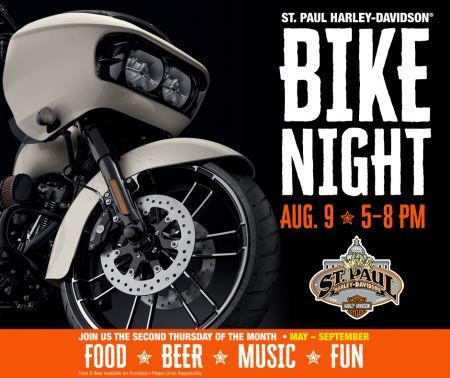 Bike Night August