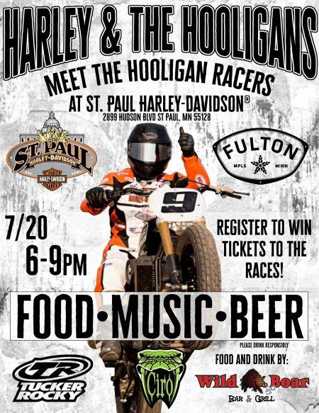 Harley & The Hoologans