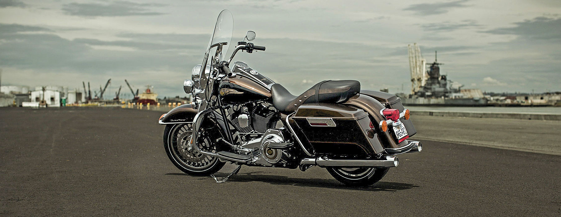 Road King<sup>®</sup> Anniversary Edition