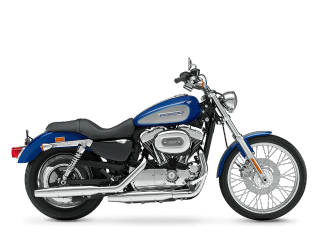 Sportster<sup>®</sup> 883 Low - 2010 Motorcycles