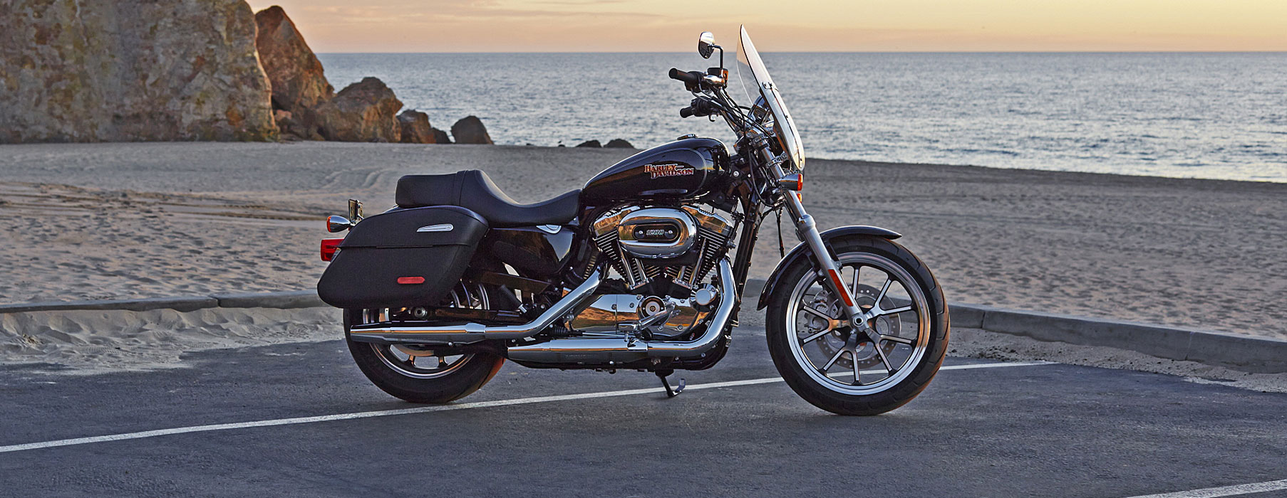 SuperLow® 1200T | 2014 Motorcycles | Suffolk County Harley-Davidson®