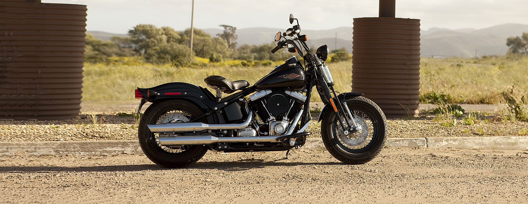 Softail<sup>®</sup> Cross Bones<sup>™</sup>