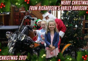 Harley® Santa Days 2017!