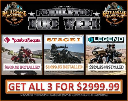 Pre Sturgis Prep - Ultimate Sturgis Package