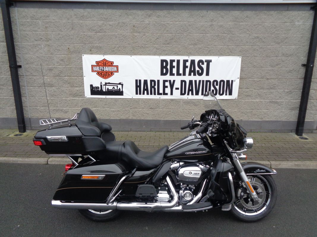 ELECTRA GLIDE ULTRA LIMITED 107