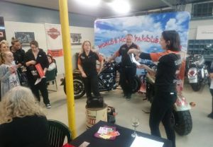 Ladies Garage Party Hobart 2017