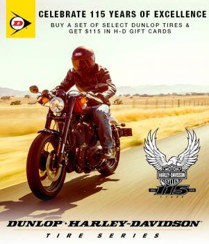 Dunlop® Tire Promotion!
