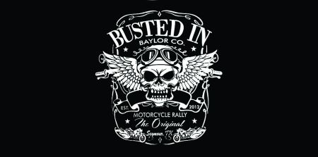 RRHD Sponsored - Busted In Baylor Co Motorcycle Rally