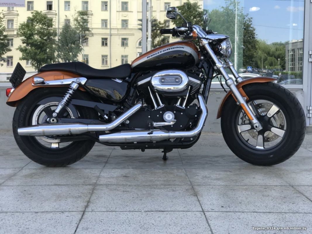 2014 1200 Custom