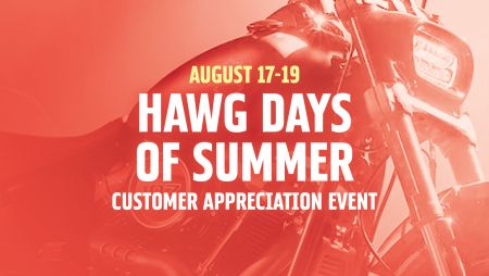 Hawg Days of Sumer Customer Appreciation Weekend