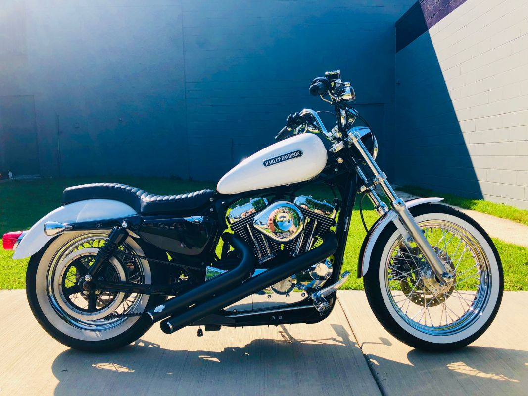 2006 HD SPORTSTER 1200 LOW