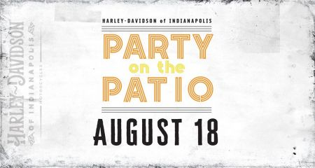 Share: Party On The Patio W/ Warrior Kings
