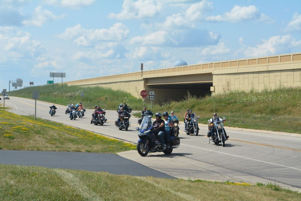 Homes for our Troops Ride with Texas Roadhouse 2018