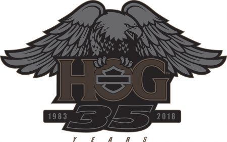 H.O.G.  35 de ani de libertate si aventura