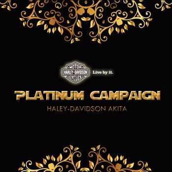 THE GREAT AMERICAN FREEDOM MACHINE  「Platinum Campaign」