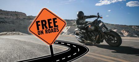FREE ON ROADS