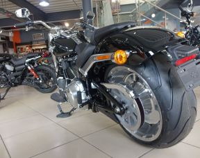 2019 Harley Davidson Fat Boy 114