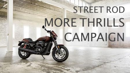 STREET ROD MORE THRILLS CAMPAIGN