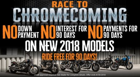 Race to Chromecoming Sales Event Happening Now