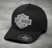 Men's Performance Logo Cap with Delta Technology