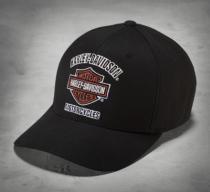 Men's Traditional Logo Stretch Cap